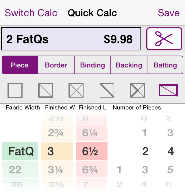 Calculator Picker
