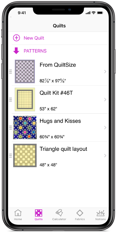 share qultsize layout in a message to a friend